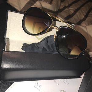 DITA MACH TWO SUNGLASSES %100 Authentic